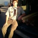 Eagle Scout Kevin Frey
