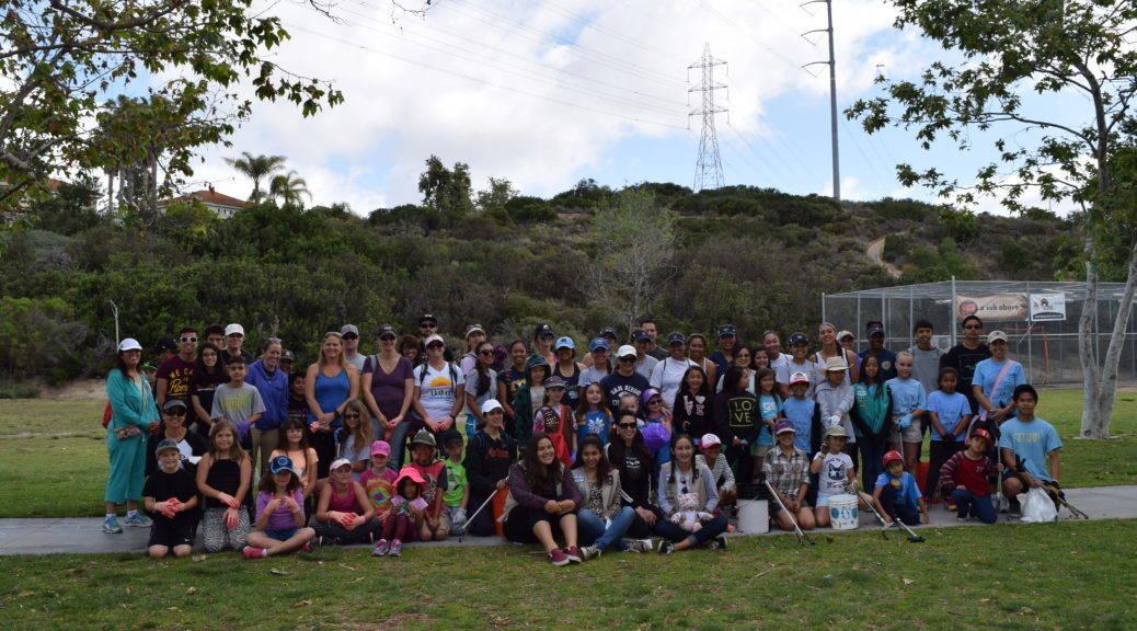 Chula Vista Creek to Bay Clean Up