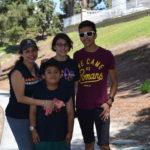 Team Kohl's family group photo